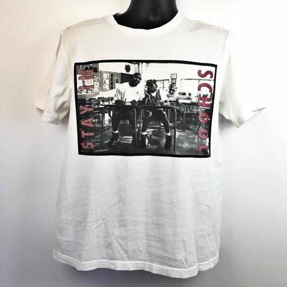 66c66b1b1d51c0 Jordan Other - Nike Jordan Spike Lee Stay In School T- Shirt
